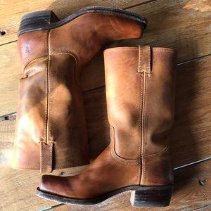 "12"" Frye Boots"